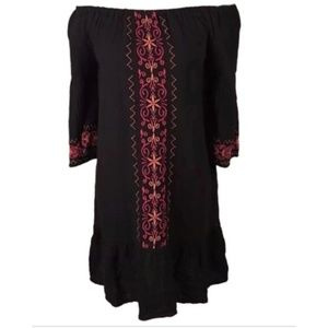 Beach Lunch Lounge Tunic Dress or Cover Up